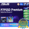 ASUS P7P55D Premium Motherboard Review