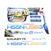 GIGABYTE GA-H55N-USB3 (rev 1.0) Review