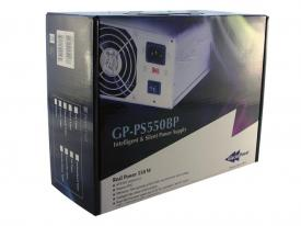 Glacial power 550watt power supply Review