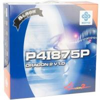 Motherboard: Soyo P4I875P Dragon 2 v1 Review