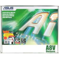 ASUS A8V Deluxe WiFi Review
