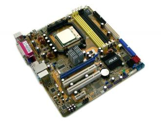 ASUS M2A-VM Motherboard - AMD 690 Chipset Review